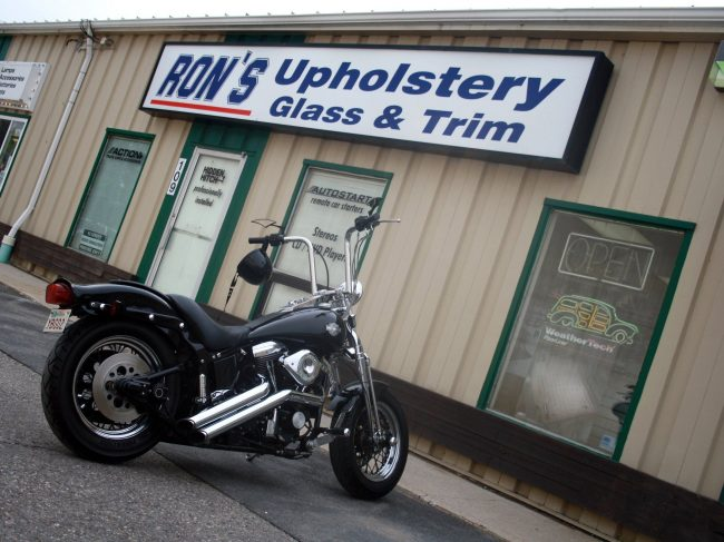 Ron's Auto Upholstery