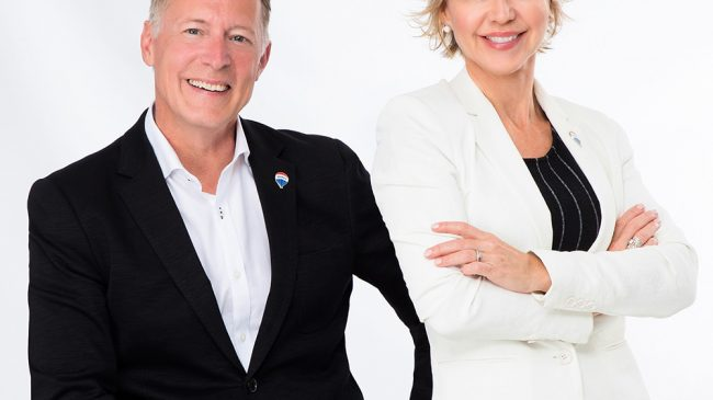 Cynthia & Pierre Charron:<br>Fredericton's Dynamic Duo Real Estate Agents
